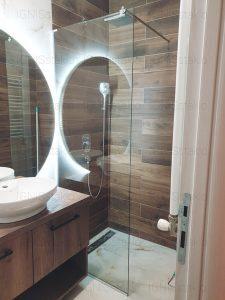 Tuš kabina kupatilo elegantno